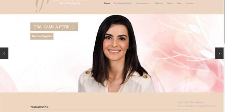 Clínica Camila Petrilli