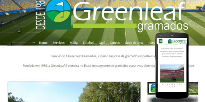 Greenleaf Gramados