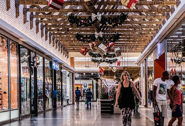 propaganda e marketing shopping rio de janeiro